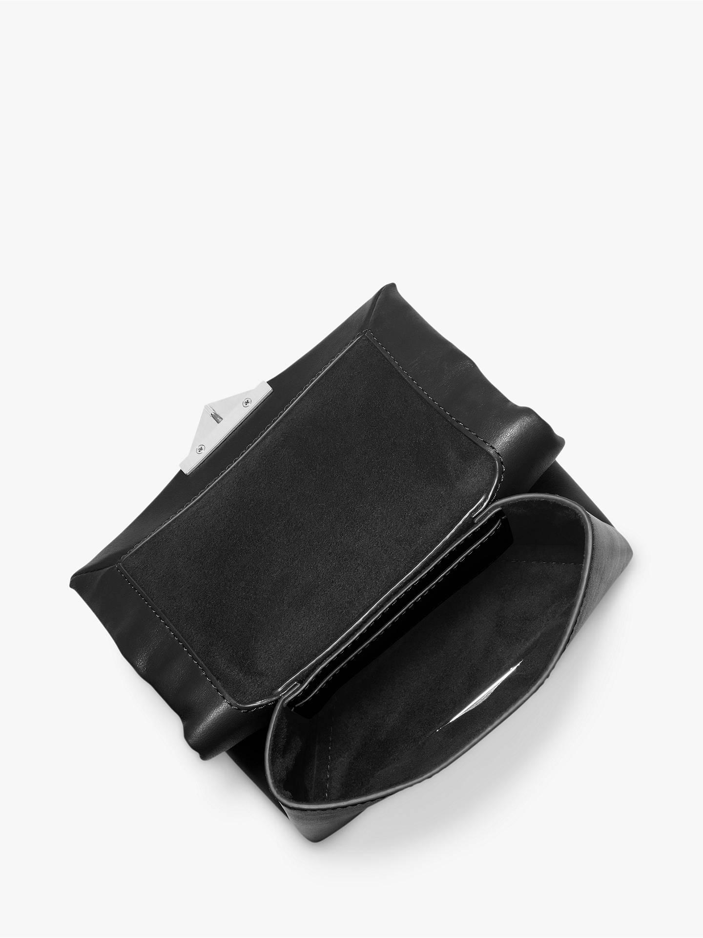 b5da883242b5 Buy MICHAEL Michael Kors Cece Small Chain Cross Body Bag, Black Online at  johnlewis.