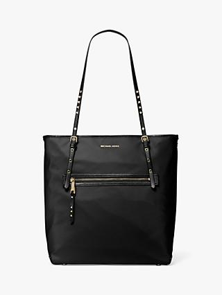 207704bd2ec MICHAEL Michael Kors Leila Large Tote Bag, Black