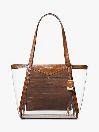 MICHAEL Michael Kors Whitney Large Tote Bag, Chestnut