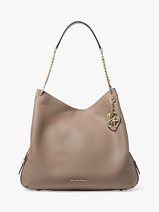 73be388ce0f8 MICHAEL Michael Kors Lillie Large Leather Shoulder Bag
