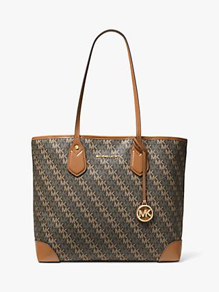 3430dec83862 MICHAEL Michael Kors Eva Large Logo Tote Bag