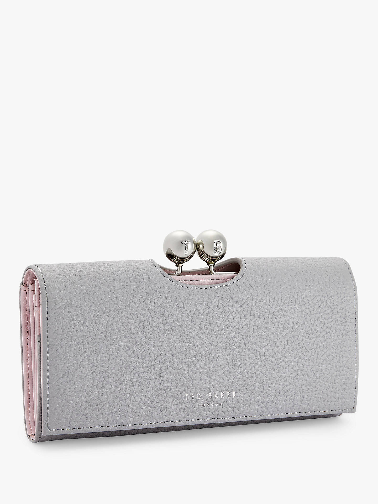 Ted Baker Josiey Leather Matinee Purse At John Lewis