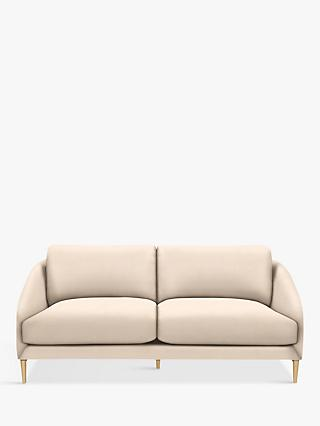 John Lewis & Partners Cape Large 3 Seater Sofa, Light Leg