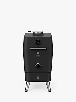 Everdure By Heston Blumenthal 4K Outdoor Electric Ignition Charcoal BBQ Cooker