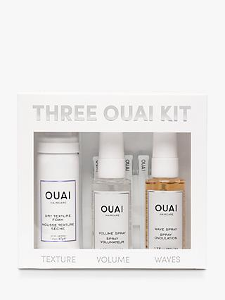 OUAI Three OUAI Haircare Gift Set