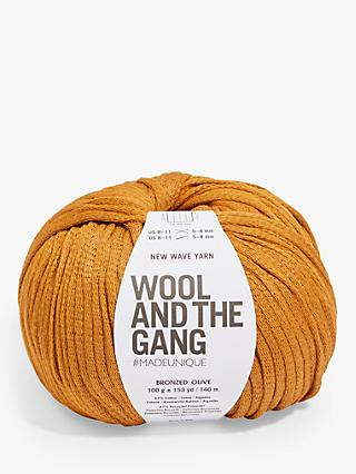 e9c7778c6f Wool And The Gang New Wave Worsted Yarn