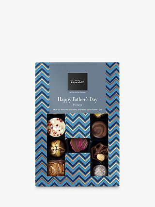 Hotel Chocolat Happy Father's Day H Box, 180g