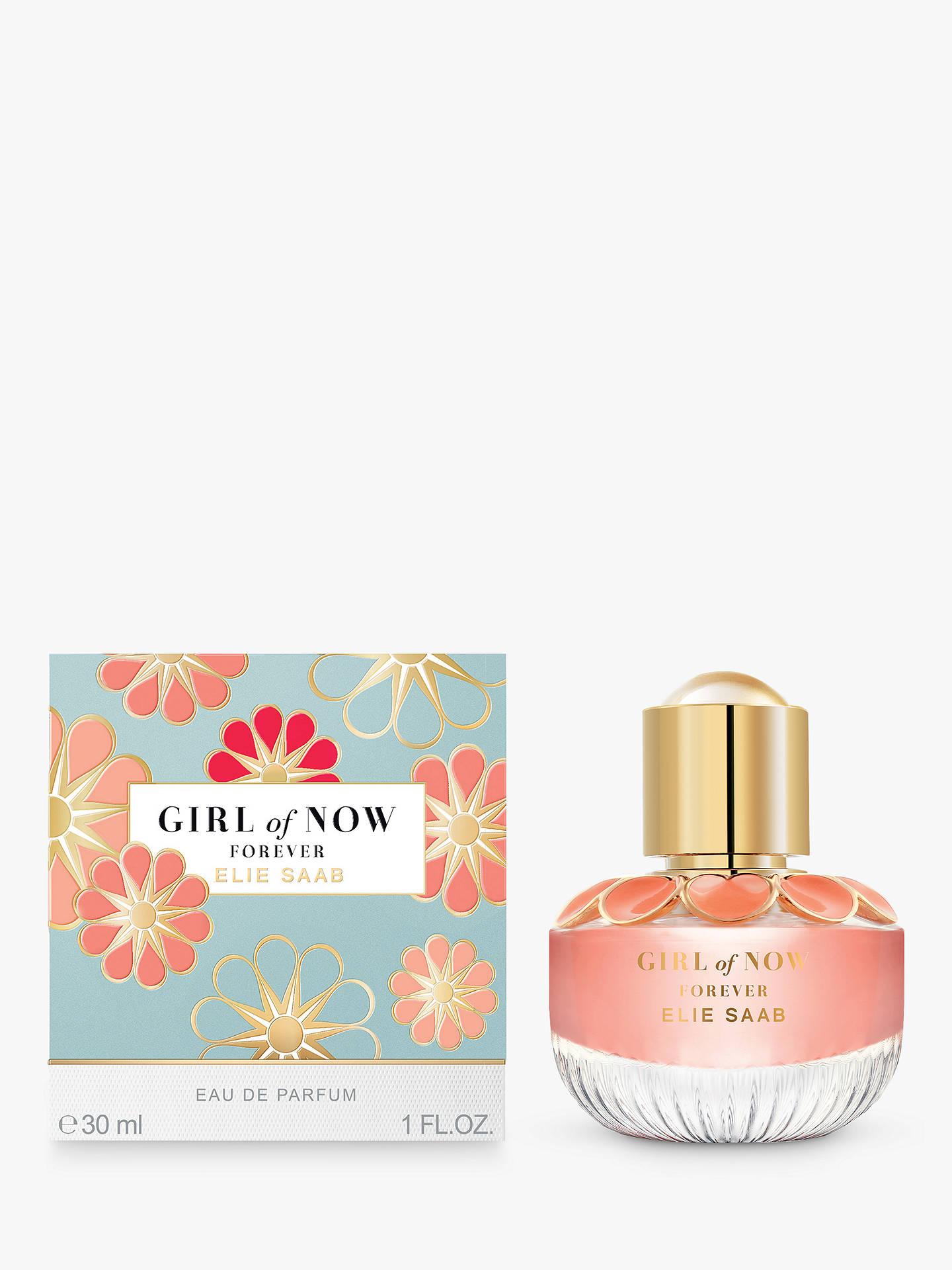 ee2b645b951f0 Elie Saab Girl of Now Forever Eau de Parfum at John Lewis   Partners