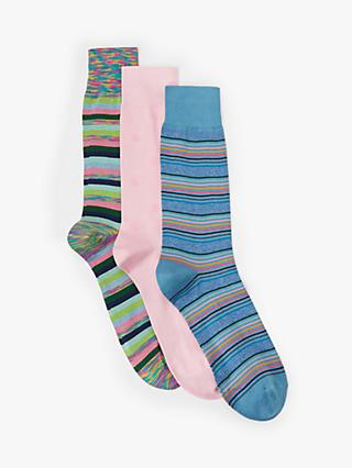27f834cc1 Paul Smith Stripe Socks