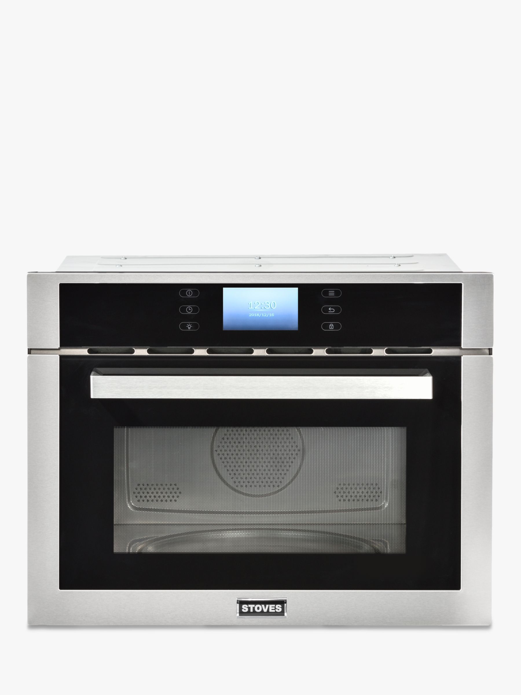 Stoves BI45COMW Built-In Combination Microwave with Grill