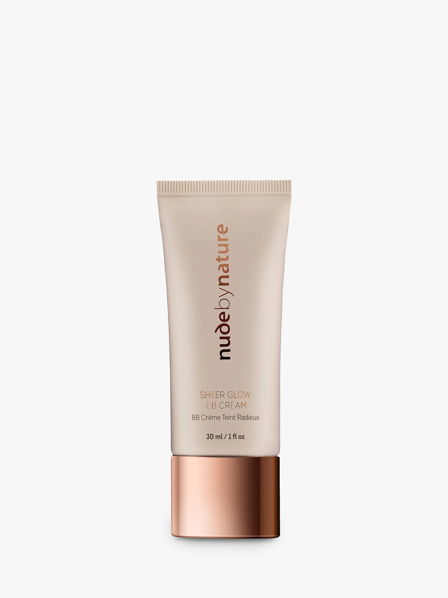 Nude by Nature Foundation Sheer Glow ️ online kaufen   DOUGLAS