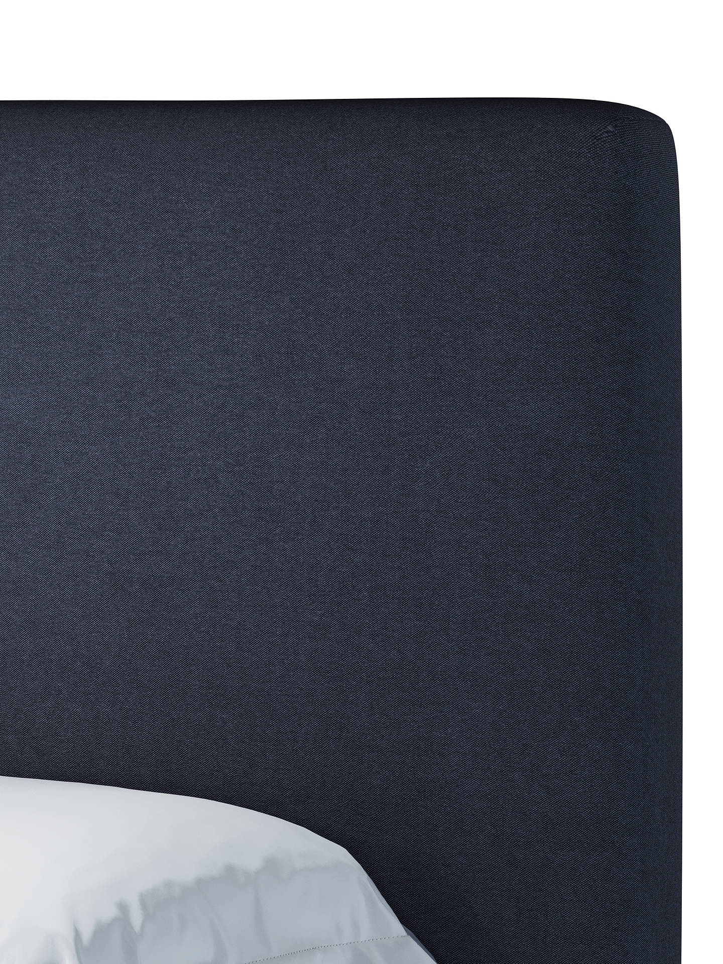Buy John Lewis & Partners Emily Ottoman Storage Upholstered Bed Frame, Double, Marylamb Night Sky Online at johnlewis.com