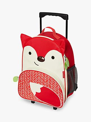 Skip Hop Zoo Fox Children's Luggage