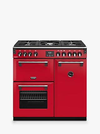Stoves Richmond Deluxe S900G Gas Range Cooker with Zeus Bluetooth Connected Timer