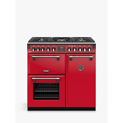 Image of Stoves Richmond Deluxe S900DF Dual Fuel Range Cooker with Zeus Bluetooth Connected Timer