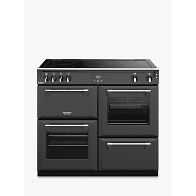 Image of Stoves Richmond Deluxe S1000Ei 100cm Electric Range Cooker, A Energy Rating,