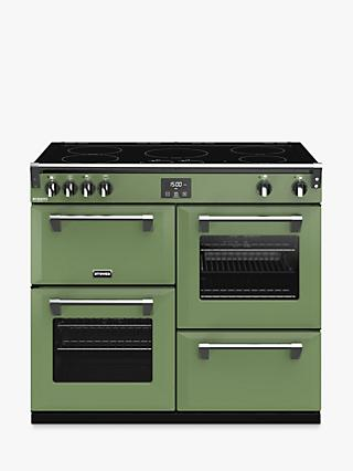 Stoves Richmond Deluxe S1000Ei 100cm Electric Range Cooker, A Energy Rating,