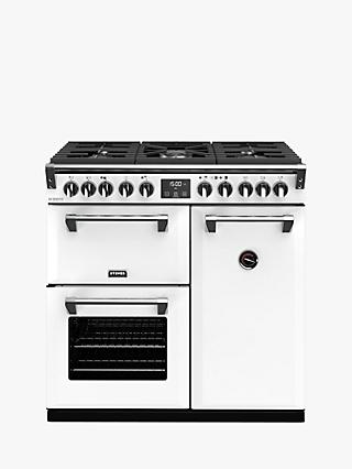 Stoves Richmond Deluxe S900DF Dual Fuel Range Cooker with Zeus Bluetooth Connected Timer