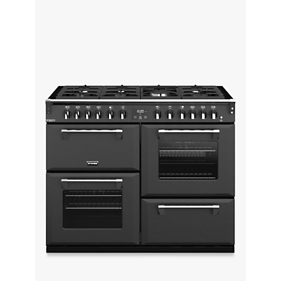 Image of Stoves Richmond Deluxe S1100DF Dual Fuel Range Cooker with Zeus Bluetooth Connected Timer
