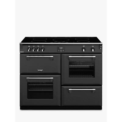 Image of Stoves Richmond Deluxe S1100Ei Induction Range Cooker with Zeus Bluetooth Connected Timer, Hot Jalapeno