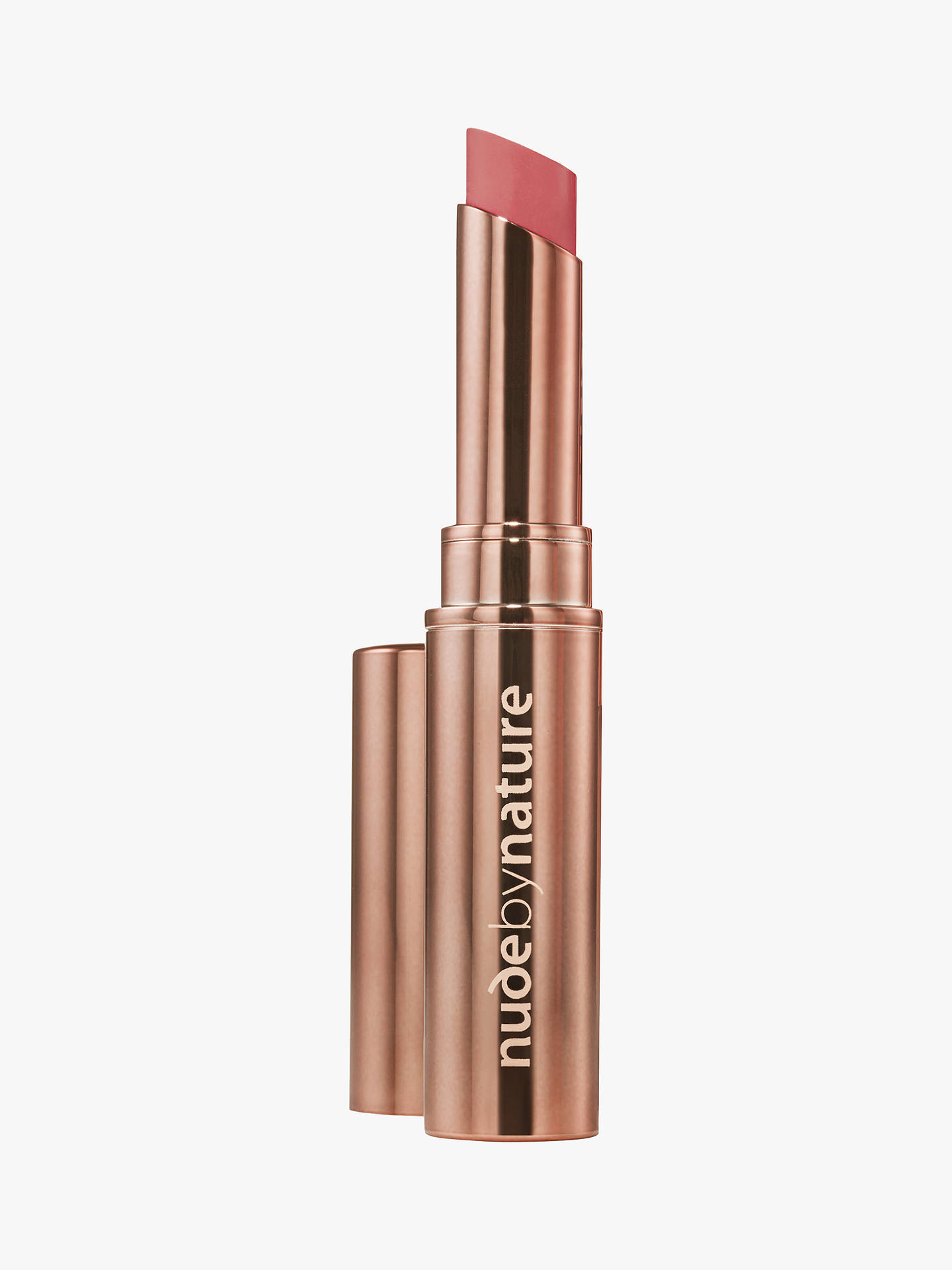Buy Nude by Nature Creamy Matte Lipstick, 02 Sunset Online at johnlewis.com