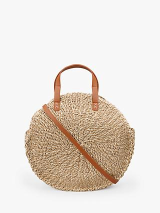hush Sardinia Bag, Natural