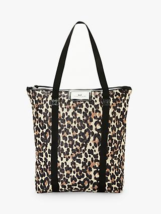 DAY et Gweneth Punch Tote Bag, Leopard