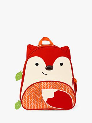 Skip Hop Zoo Fox Children's Backpack