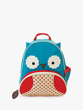 Skip Hop Zoo Owl Children's Backpack