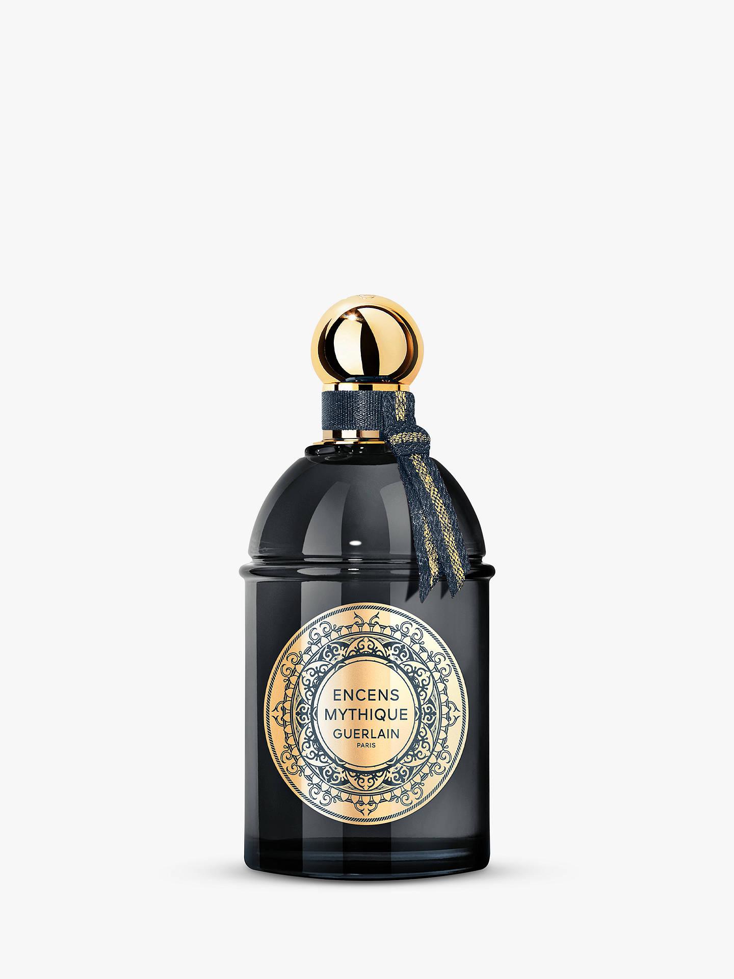 Guerlain Encens Mythique Eau De Parfum 125ml At John Lewis Partners