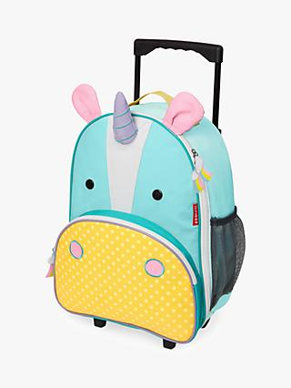Skip Hop Zoo Unicorn Children's Luggage