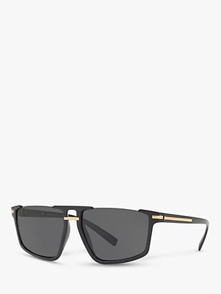 af34b4324c9e Versace VE4363 Men s Rectangular Sunglasses