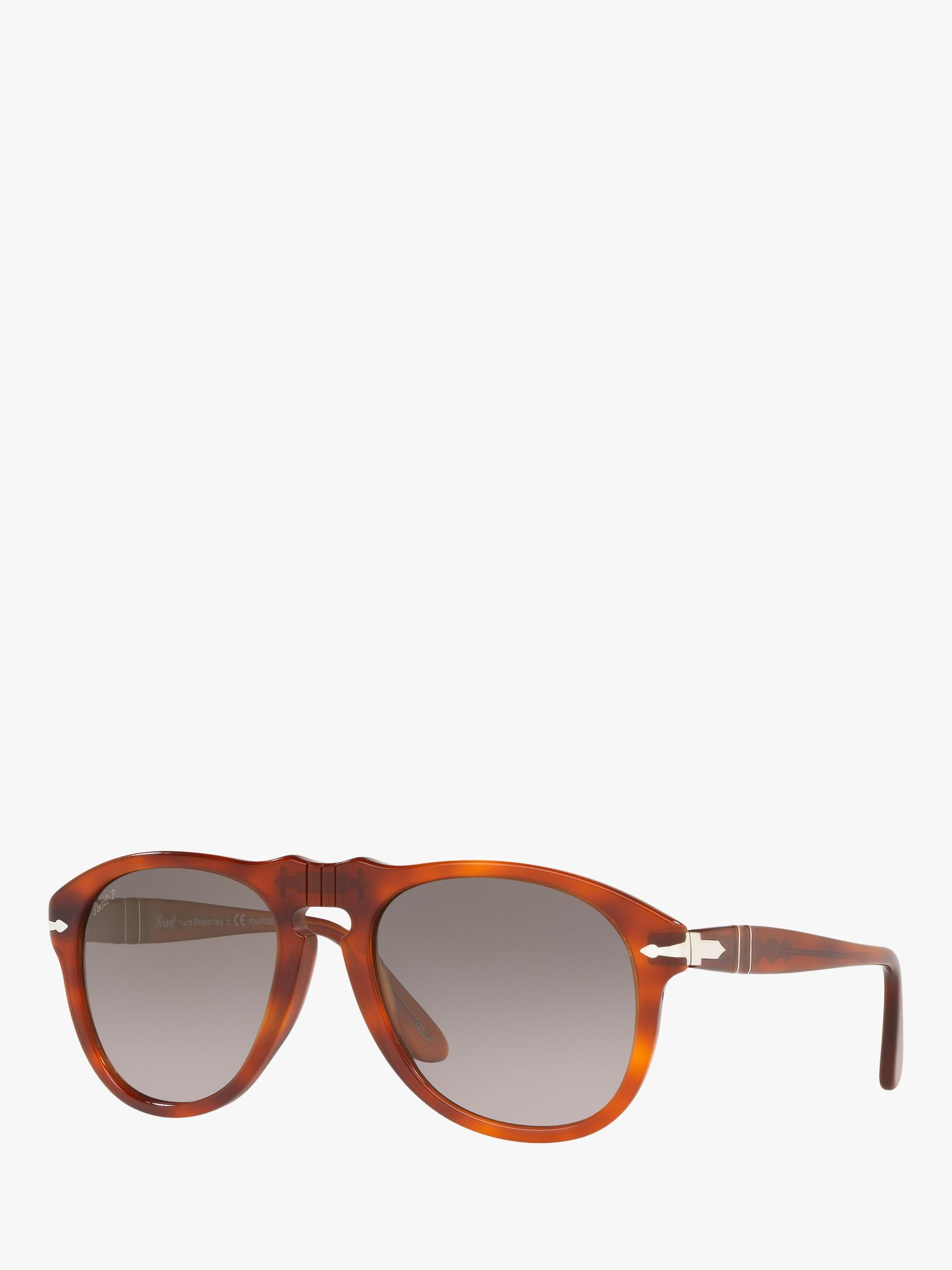 Persol Persol PO6049 Polarised Pilot Sunglasses