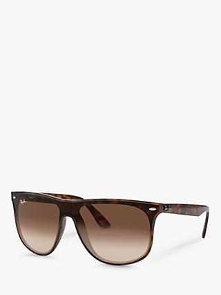 22910bcda Ray-Ban | Brown | Women's Sunglasses | John Lewis & Partners