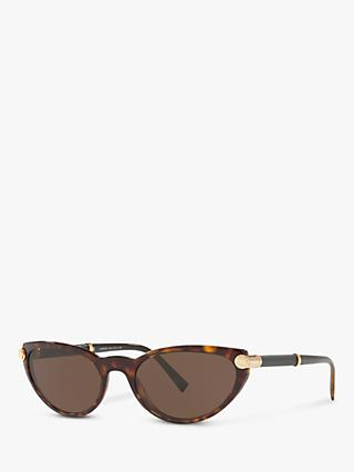 Versace VE4365Q Women's Cat's Eye Sunglasses