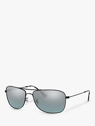 227f414bad Ray-Ban RB3543 Women s Polarised Aviator Sunglasses