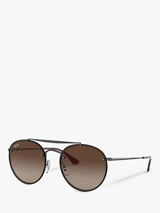 Ray-Ban RB3614N Women's Oval Sunglasses