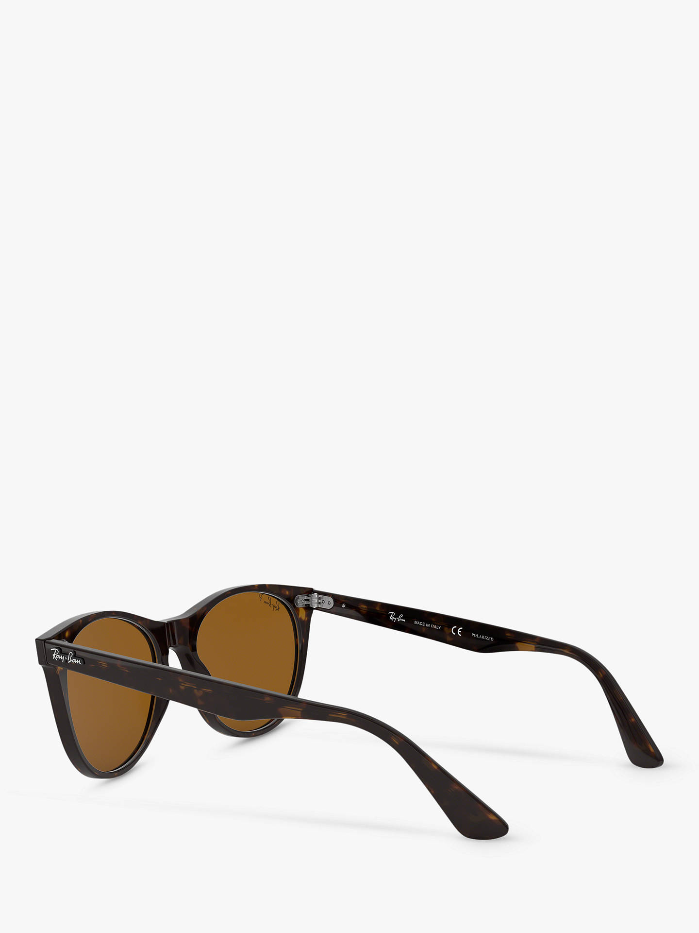 ca425d2f86 ... BuyRay-Ban RB2185 Women s Wayfarer II Evolve Polarised Sunglasses