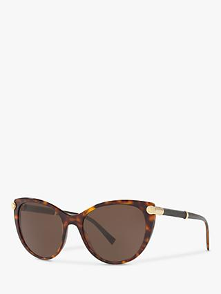 Versace VE4364Q Women's Cat's Eye Sunglasses