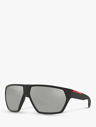 0e17536759e2 Prada PS 08US Men s Rectangular Sunglasses