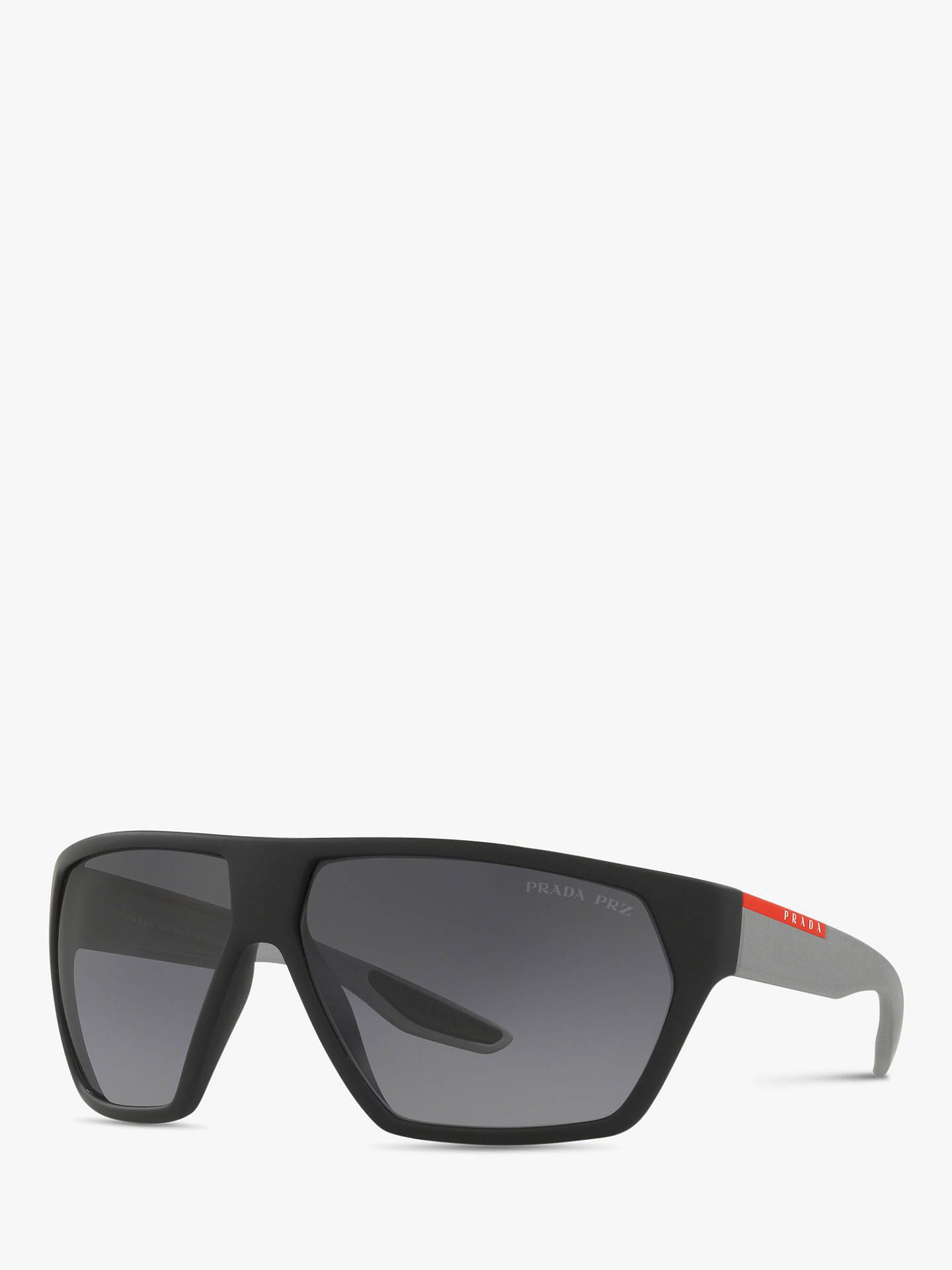 50e16181bbfa Buy Prada PS 08US Men s Rectangular Sunglasses