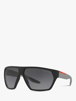 349b099fb895 Prada PS 08US Men s Rectangular Sunglasses