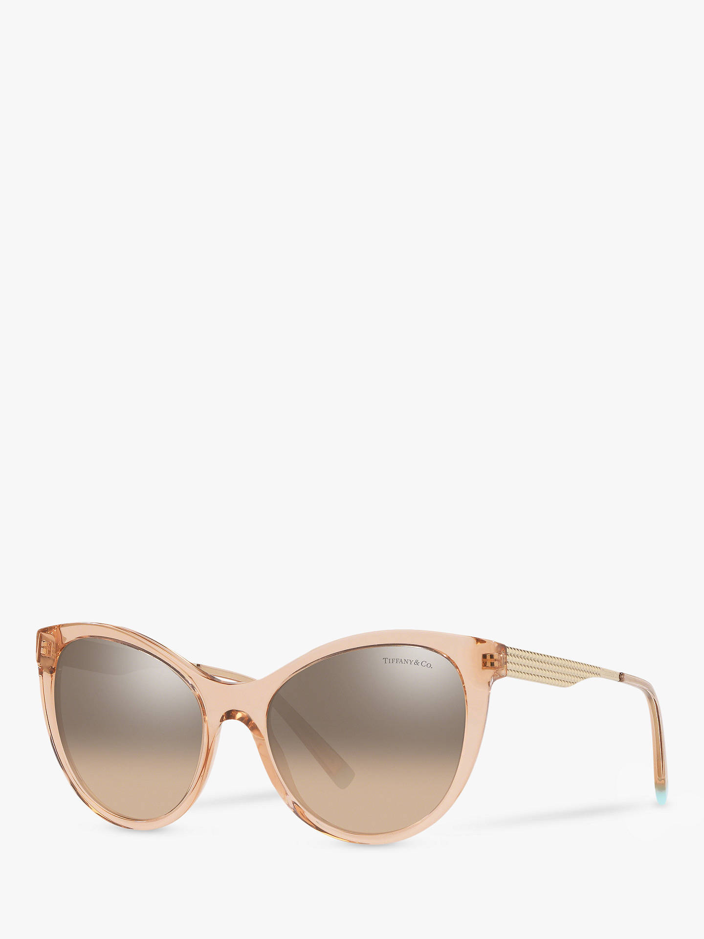 62ef0dc939a Tiffany   Co TF4159 Women s Cat s Eye Sunglasses at John Lewis ...