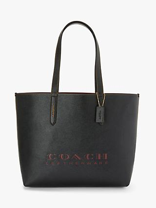 0e1d62c70b8fa Coach Highline Leather Tote Bag