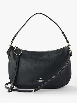 4c5280313c97 Coach Sutton Leather Cross Body Bag. Quick view