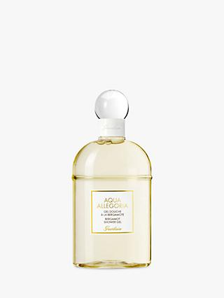 Guerlain Aqua Allegoria Bergamot Shower Gel, 200ml