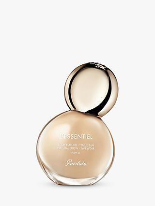 Guerlain L'Essentiel Natural Glow Foundation SPF 20