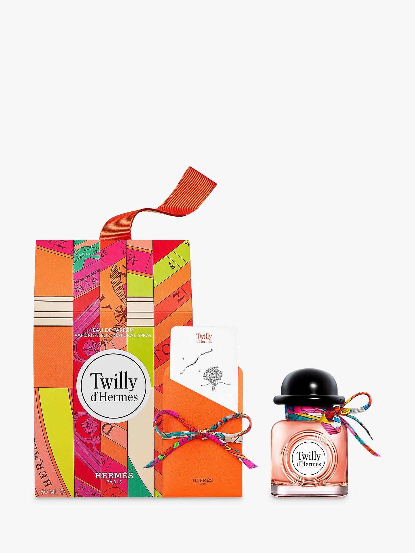 00ec724f3f8a Buy HERMÈS Twilly d'Hermès 50ml Eau de Parfum Fragrance Gift Set Online at  johnlewis