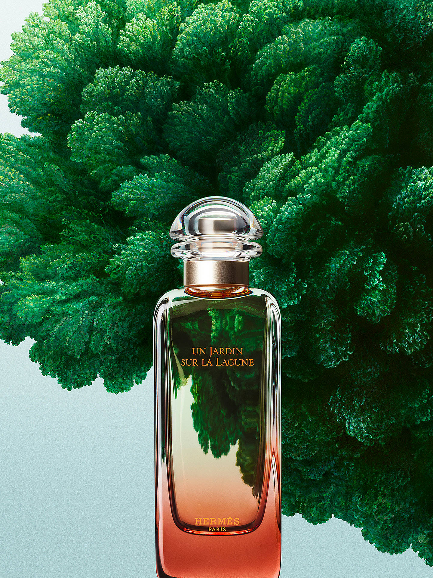 Buy HERMÈS Un Jardin Sur La Lagune Eau de Toilette, 50ml Online at johnlewis.com