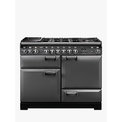 Image of Rangemaster Leckford Deluxe 110cm Dual Fuel Range Cooker